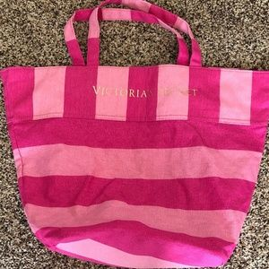 Victoria's Secret Large Tote Beach Bag